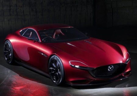 Mazda Rx Vision Concept 2015 1600 02