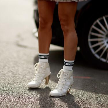 Calcetines altos para llevar bien a la vista con nuestras botas y botines este otoño-invierno