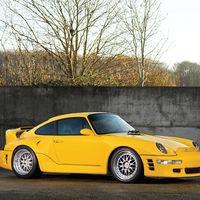Se llama RUF CTR2 Sport y con 580 CV era el segundo coche más rápido del mundo solo por detrás del McLaren F1