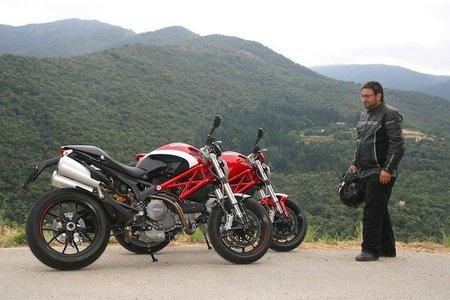 Ducati Monster 796, la prueba: el equilibrio está en el punto medio