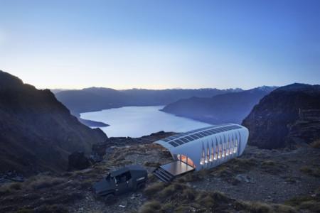 Una casa y un coche que han sido impresos en 3D y saben cómo compartir su energía: AMIE