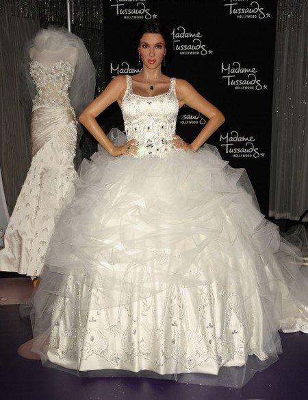 Ale Otro Bodorrio Mas Kim Kardashian Y Kris Humphries Ya Son Marido Y Mujer
