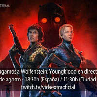 Streaming de Wolfenstein: Youngblood a las 18:30h (las 11:30h en CDMX)