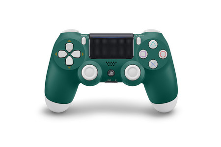 DualShock 4 Alpine Green