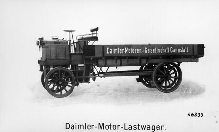 Camión Daimler