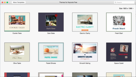 Themes For Keynote Free