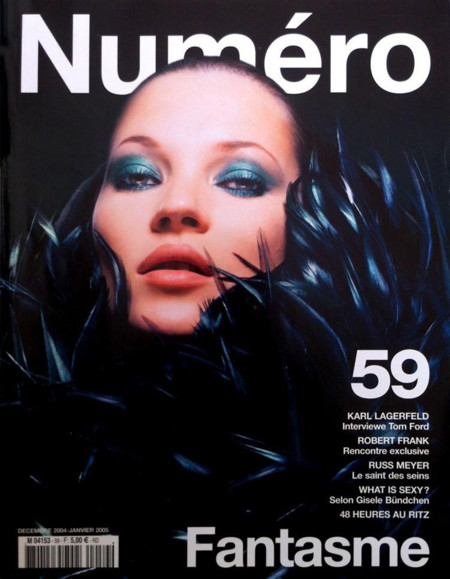 Numéro, diciembre de 2004