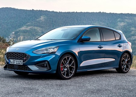 Ford Focus St 2020 1600