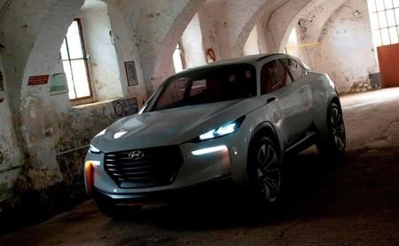 Hyundai Intrado Concept, primeras imágenes del futuro del todocamino según el fabricante coreano