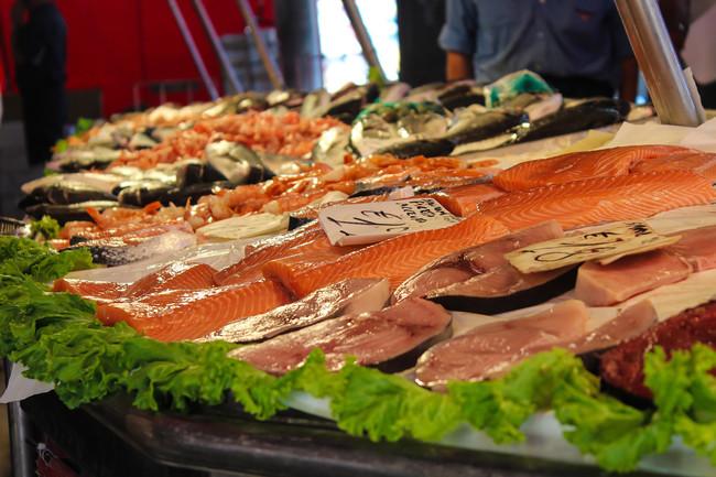 Market Fish Pixabay