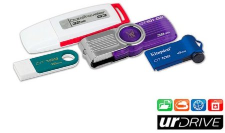 urDrive de Kingston, dando más valor a las memorias USB