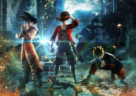 Jump Force: cuádruple dosis de gameplay con dos nuevos luchadores   [E3 2018]