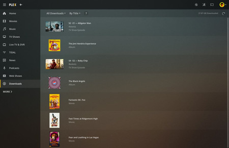 Plex Desktop Downloads