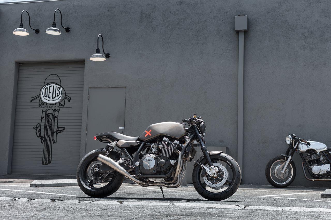 Foto de Yamaha XJR 1300 Projecto X por Deus Ex Machina Italia (5/27)