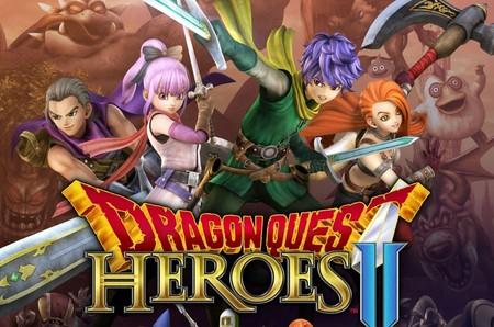Dragon Quest Heroes II completa su seleción de personajes en su último tráiler