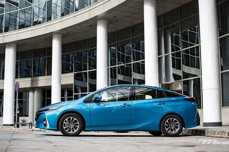 Toyota Prius Plug In 2021 Prueba 018
