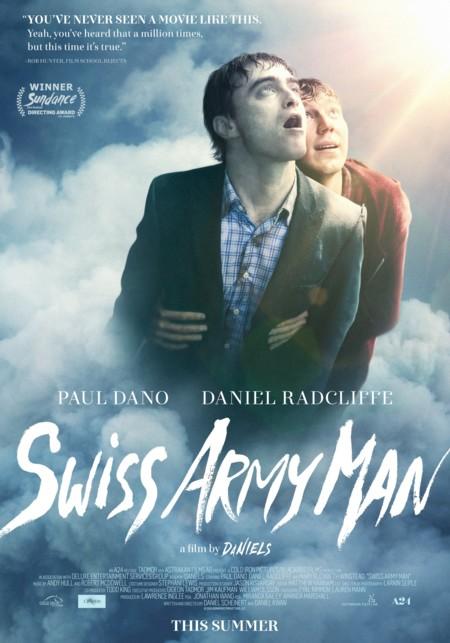 Nuevo cartel de Swiss Army Man