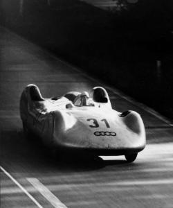 Audi recuerda a Bernd Rosemeyer