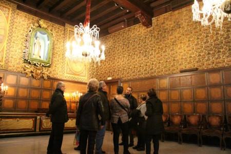 la casa de la seda barcelona