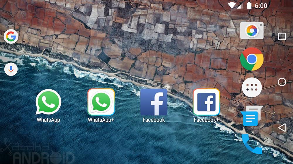 Cómo tener dos veces la misma aplicación en Android para usarla con cuentas distintas a la vez