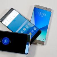 Samsung también incluiría el escáner de iris en sus celulares de gama media