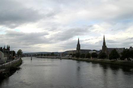 7 razones por las que los habitantes de Inverness son los más felices del Reino Unido