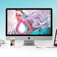 Si buscas una buena app de ilustración digital, Autodesk Sketchbook ahora es gratis en Windows y Mac