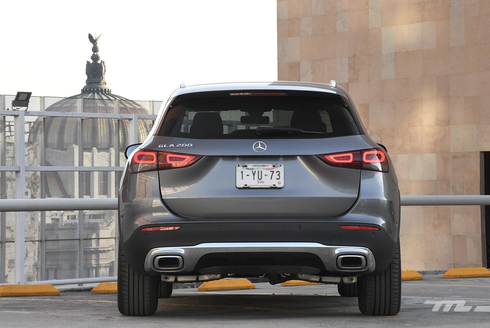 Foto de Mercedes-Benz GLA 200 (prueba) (4/30)