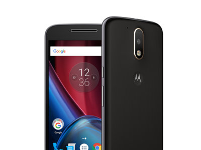 Black Friday: Moto G4 Plus por 199 euros en Amazon