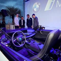 Foto 7 de 9 de la galería bmw-i8-roadster-formula-e-safety-car en Motorpasión