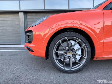 Porsche Cayenne Coupe Turbo llantas 22 pulgadas