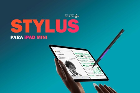 """Convierte tu iPad mini (2021) en un pequeño cuaderno """"inteligente"""" con uno de estos cinco stylus más baratos que el Apple Pencil"""