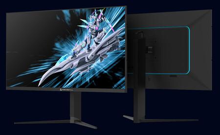 """Da el salto a 2K con este monitor gaming Newskill QHD de 27"""" y 180Hz que hoy tiene un descuentazo brutal en PcComponentes"""