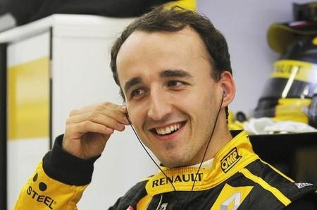 Robert Kubica vuelve a la competición en Italia