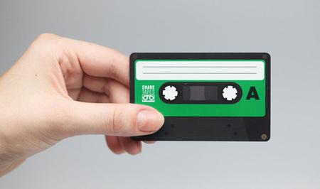 Sharetapes, comparte tus listas de reproducción por NFC