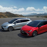Toyota Corolla y Corolla Touring Sports 2019: híbridos, tecnológicos y sobradamente conectados