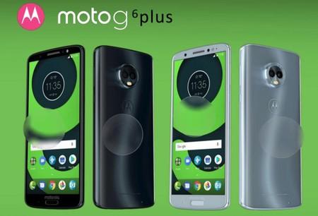 Moto G6 Plus Renders Filtrados