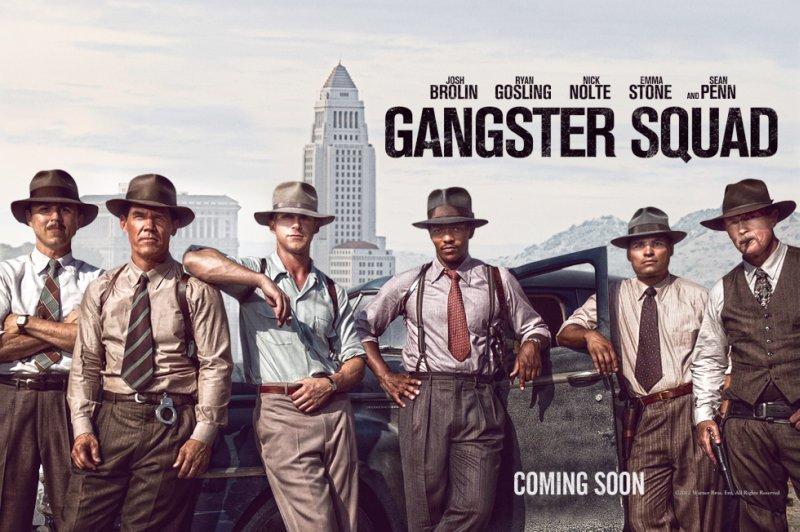 Foto de 'Gangster Squad (Brigada de élite)', los carteles (6/18)