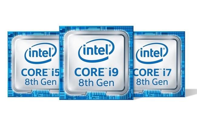 Los Core i9 llegan también a ordenadores portátiles: hasta seis núcleos y potencia a raudales
