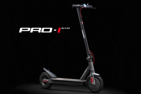 Ducati planta cara a Xiaomi con este patinete eléctrico conectado por 399 euros