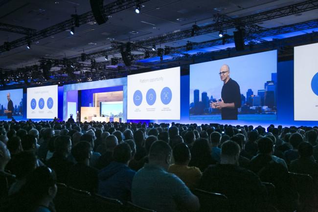 Microsoft Build 15 Conference
