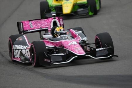 Oriol Servià disputará el resto de campaña con Panther Racing