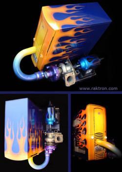 Ordenador con turbo