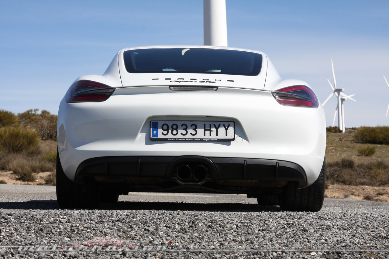 Foto de Porsche Cayman GTS (prueba) (23/34)