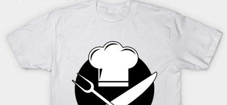 Camisetas para cocinillas que mostrarán al mundo tu amor por la cocina