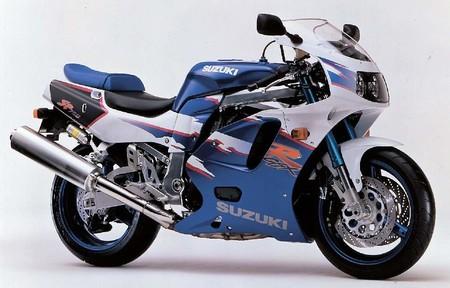 Suzuki Gsx R750 Sp 1994