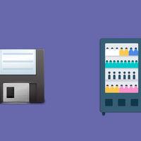 Los disquetes son ya tan lejanos que algunos jóvenes confunden su icono de guardar con una máquina expendedora