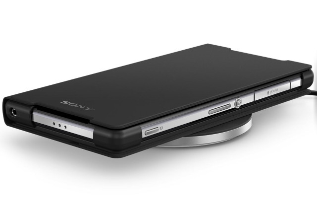 Foto de Sony Wireless Charging Kit for Xperia Z2 (2/7)