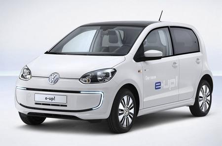 Volkswagen e-Up! la variante eléctrica del Up!