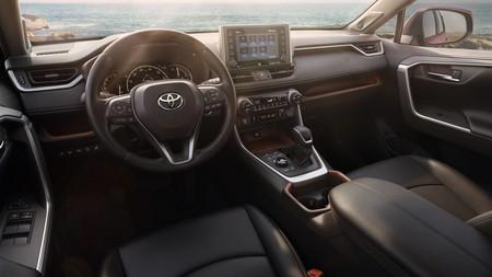 Toyota RAV4 2019 avance